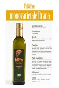 Monovarietale Itrana